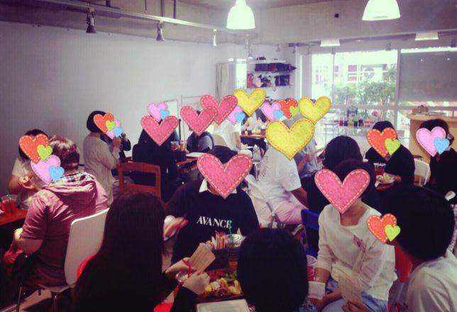 【35席満席】9月10日(日)40歳以上さんオフ会