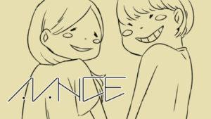 ビアンカップルを描くとこうなります
