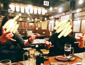 【名古屋・大阪オフ会】愛すべきバカ2人目…