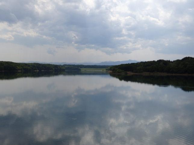 狭山湖・多摩湖に行きました。