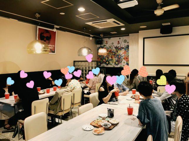 【オフ会報告】28名参加!ボイ・中性さん&ボイ・中性さん好きの会