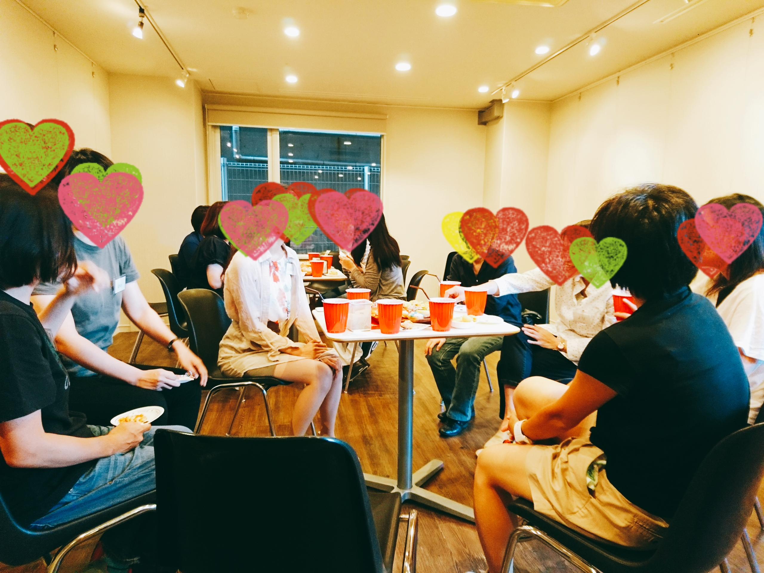 【英語・海外好きさんオフ会】開催中