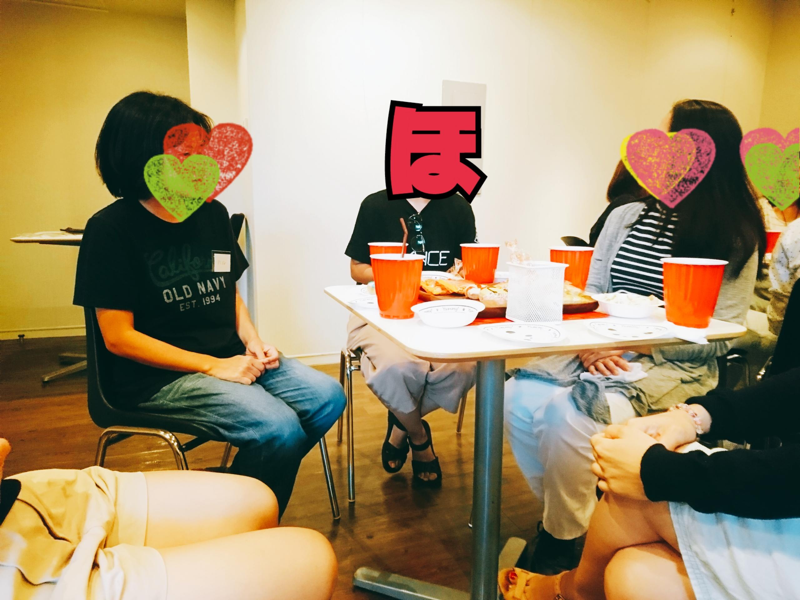 【英語オフ会報告】日本人は淡白?