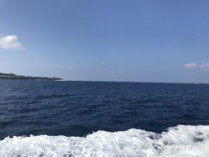 海がこんなに楽しいなんて…
