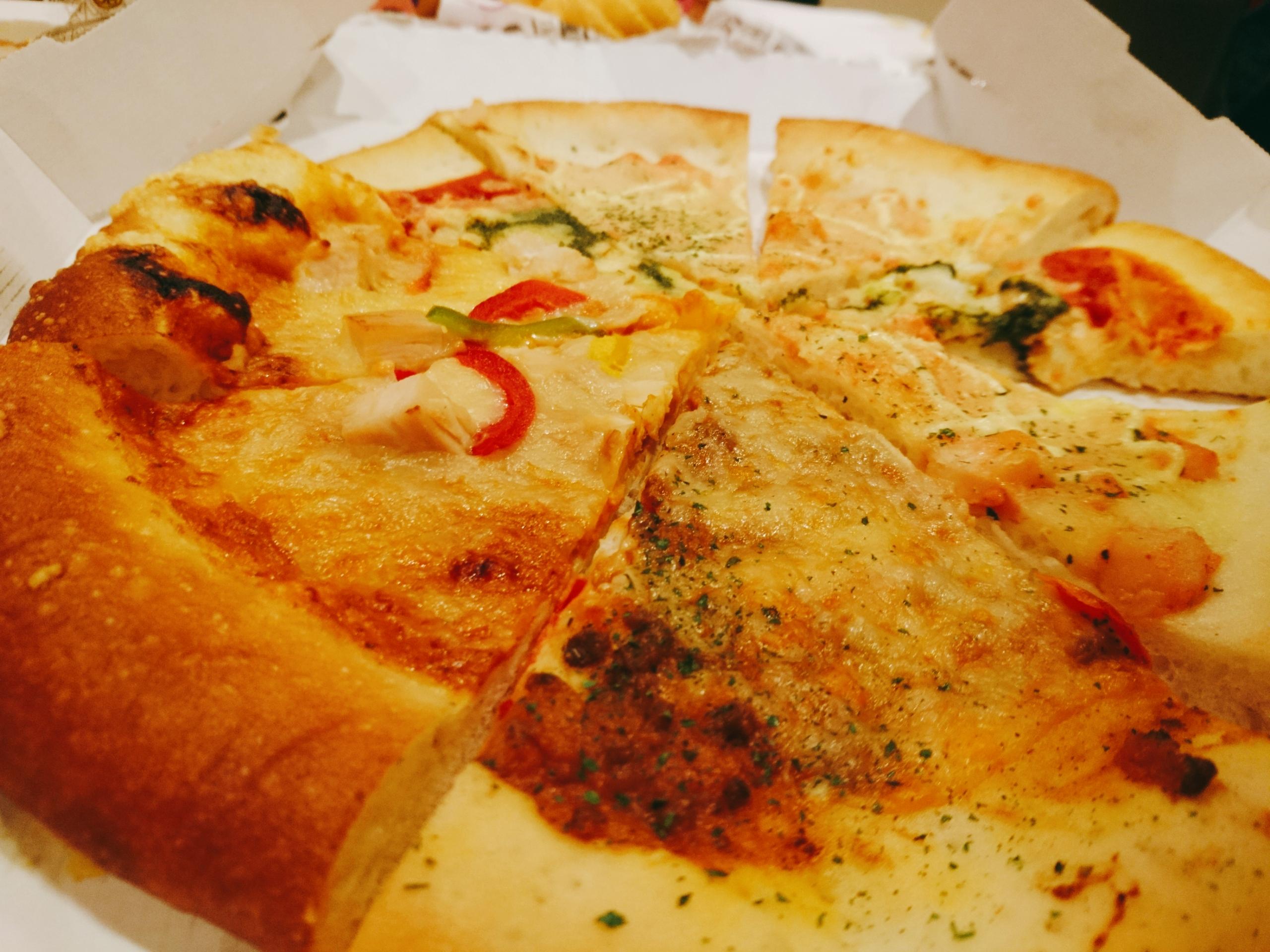 【オフ会報告】オーケーストアのピザも絶品
