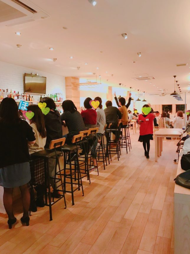 大阪ではmasa&ホーリーBarが大人気!
