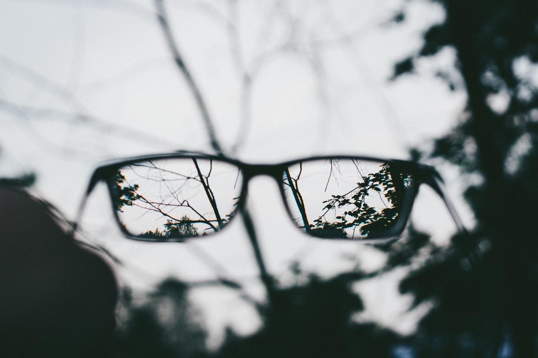 安西先生、メガネと近視の話がしたいです