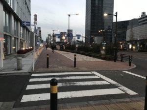 名古屋オフ会へ出発