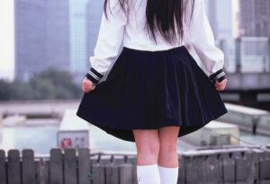 華の女子高生時代