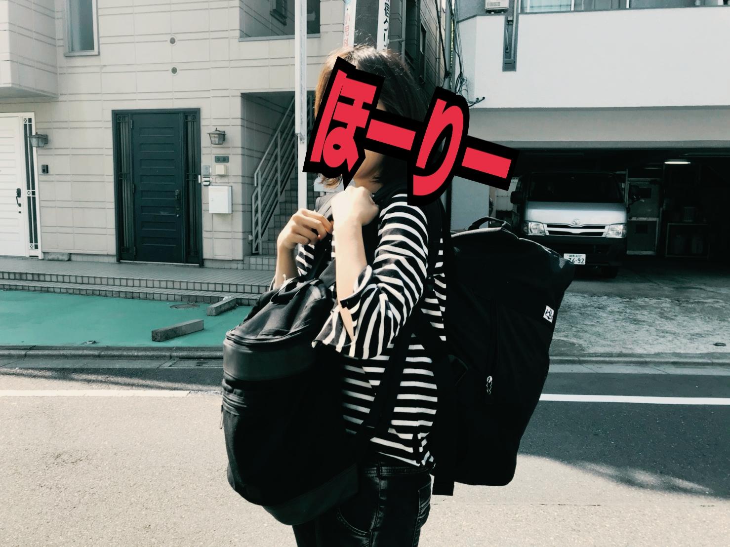 オフ会の会場へ with レアキャラ