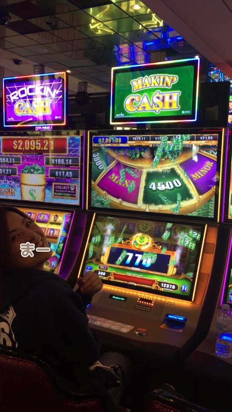【アメリカ旅行記⑦最終話】カジノで小儲けとAVANCE活動にいそしむ後日談