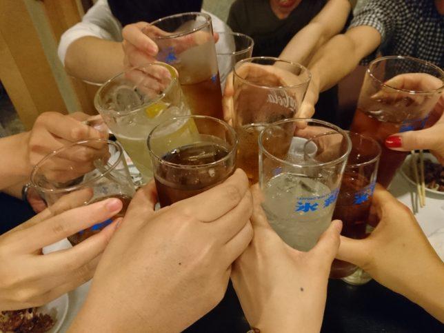 「名古屋オフ会反省会」という名の飲み会終了!
