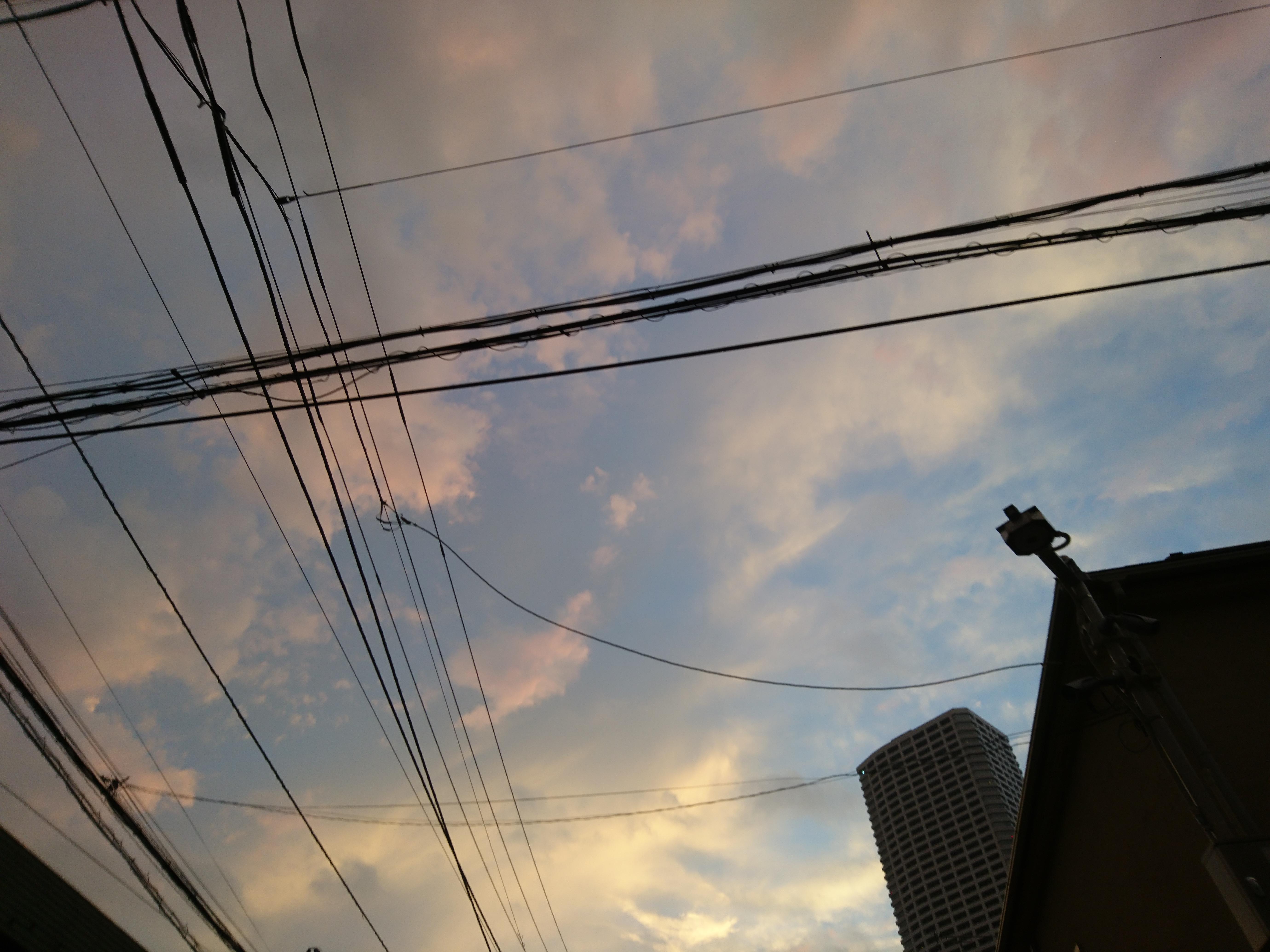 日の出とともに東京を出発