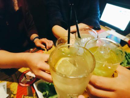 【磯丸水産オフ会報告】チーム「恋愛お祭り組」