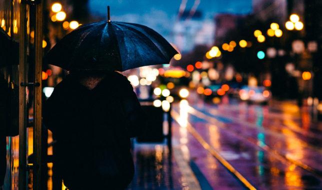 雨の日の必需品
