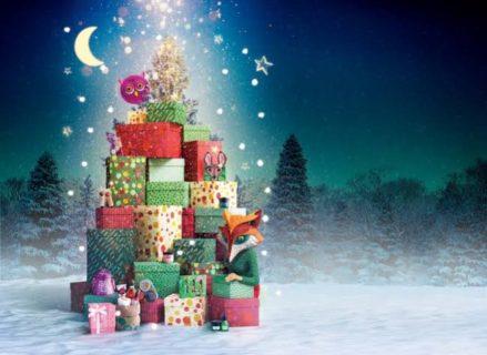 クリスマスへのカウントダウン