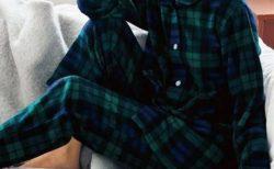 パジャマでおじゃま