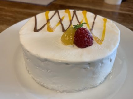 🍧氷活③…ケーキのようなかき氷