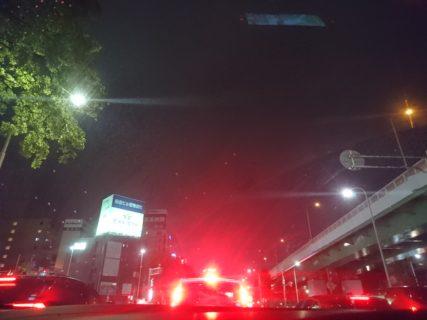 【オフ会道中Live】大阪へ車を走らせてます