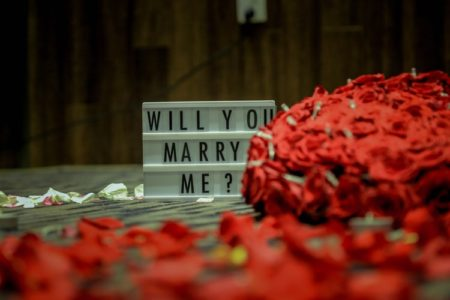結婚式までの道のり⑮〜プロポーズしました〜