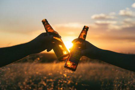 お酒飲める人と付き合いたい🍺