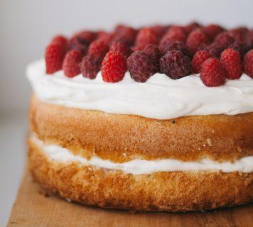 進化するクリスマスケーキ