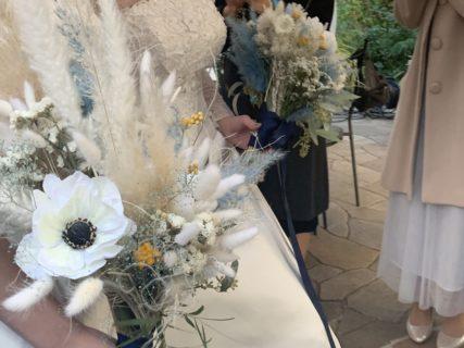 【ぐっちの結婚式Live】ステキな挙式でした