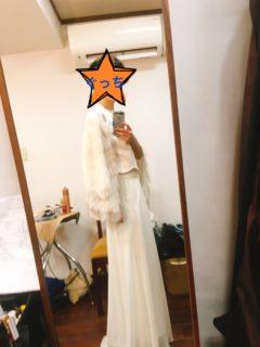 結婚式報告〜メイクからのお着替え〜