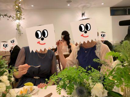 結婚式報告〜ノリノリな人たち〜