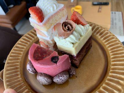 地獄感たっぷりですが…ケーキオフ会できるんじゃない❓