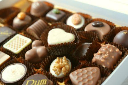 彼女からチョコレートをもらったけど…