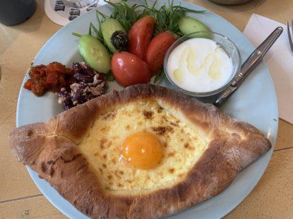 朝食にハマってます