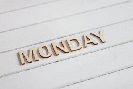 月曜日の考え方を変えたら効果覿面
