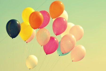 誕生日の色